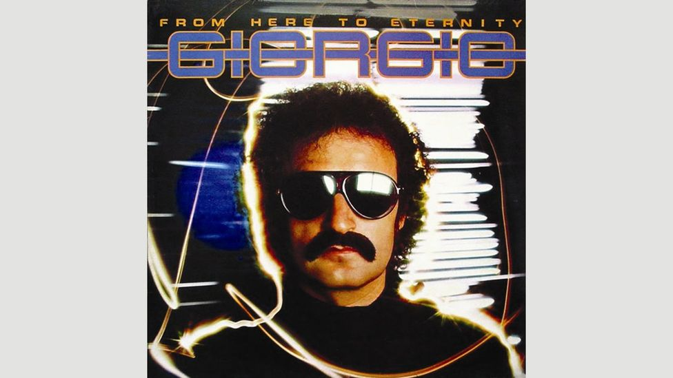 Giorgio Moroder emerged as one of disco's top producers with his club-ready albums Knights in White Satin and From Here to Eternity (Credit: Casablanca Records)