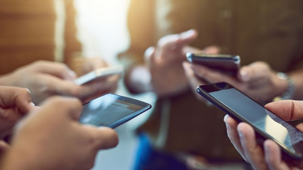Messages with moral and emotional words are more likely to spread on social media (Credit: Getty Images)