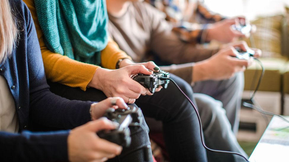 To help reform bad behaviour online, one gaming company has introduced a feature in which other players punish negative play (Credit: Getty Images)