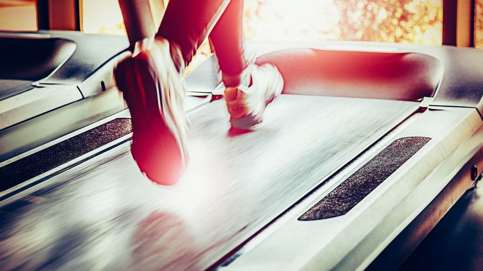 Runner on treadmill (Credit: Getty Images)