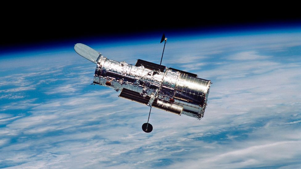 Hubble telescope (Credit: Getty Images)