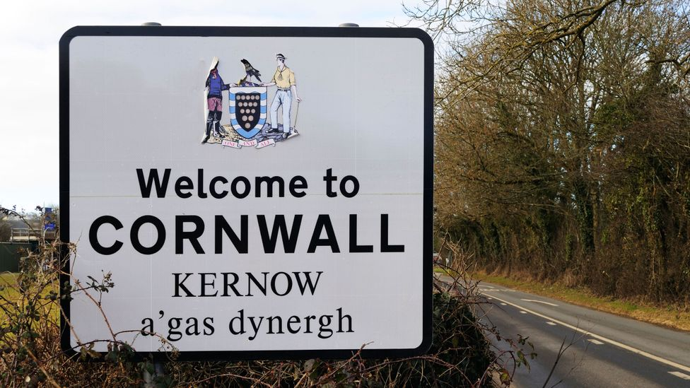 Cornish was taken off Unesco's 'extinct' languages list in 2010, and is now taught in some nurseries and primary schools (Credit: Alamy)