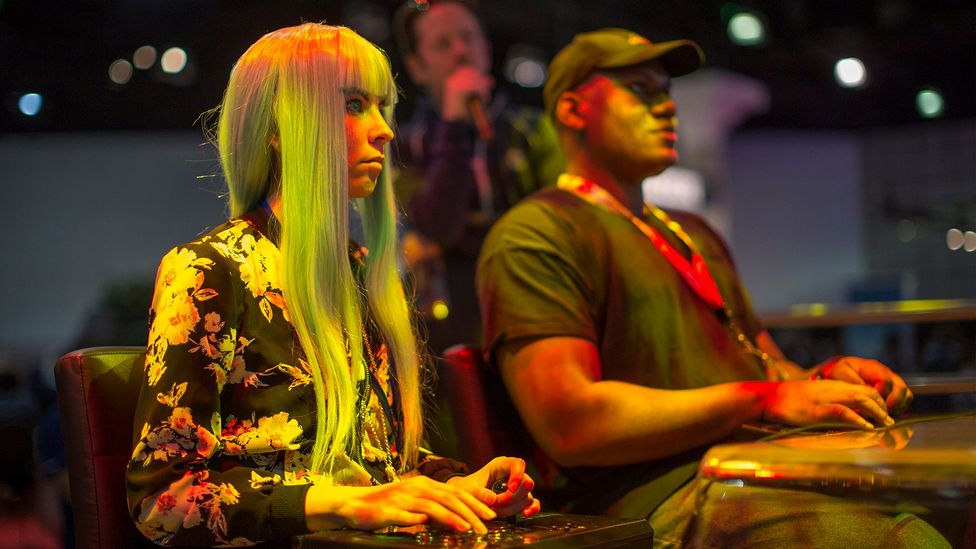 Some women gamers have reported being threatened by online trolls, some even enduring death threats (Credit: Getty Images)