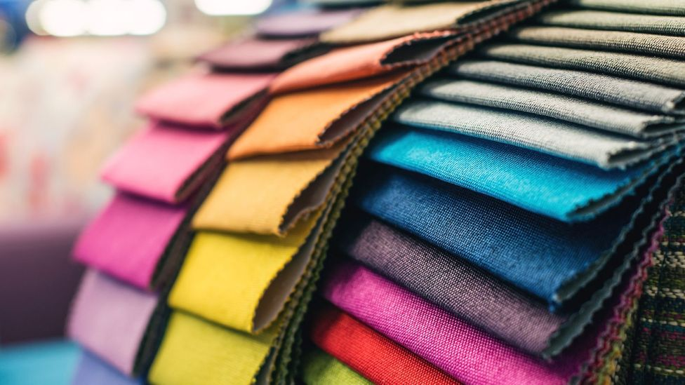 Those who work with fabrics or paints discriminate shades that the rest of us might lump under one category (Credit: Getty Images)