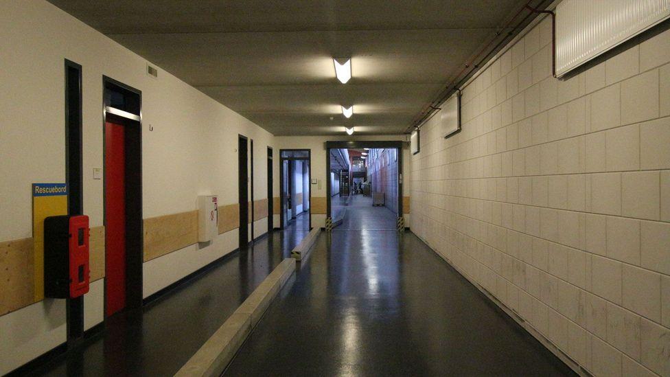 Zwolle prison (Credit: Melissa Hogenboom