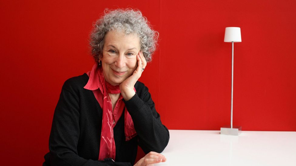Margaret Atwood, aged 78, won the Man Booker prize in 2000 for The Blind Assassin – other works of hers have been adapted for TV and film, such as Alias Grace (Credit: Alamy)