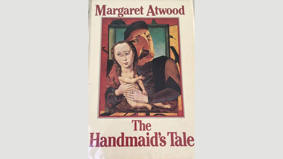 The Handmaid's Tale was published in 1985 to instant acclaim and success – it was shortlisted for the Man Booker prize and the Nebula Award (Credit: McClellan and Stewart)