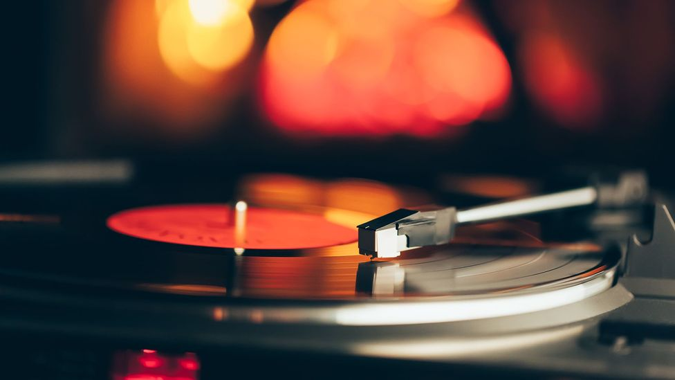 In the age of digital downloads streaming music, sales of vinyl records are up every year (Credit: Getty Images)