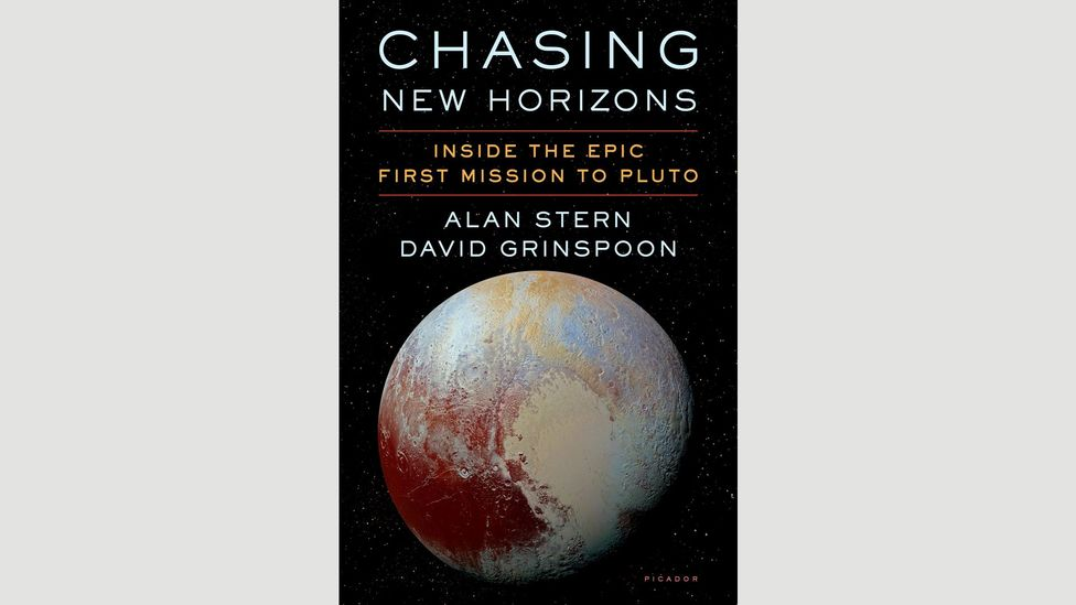 Alan Stern and David Grinspoon, Chasing New Horizons
