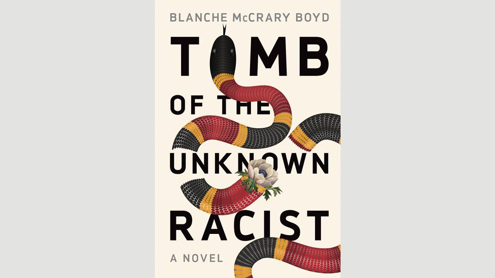 Blanche McCrary Boyd, Tomb of the Unknown Racist