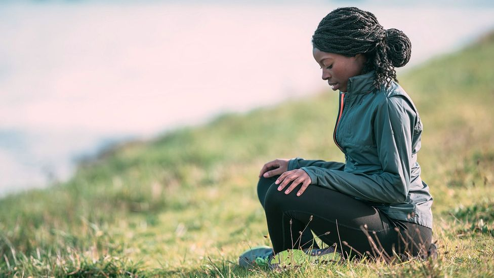 One study finds that the more mindfulness we practice, the better we feel (Credit: Getty Images)