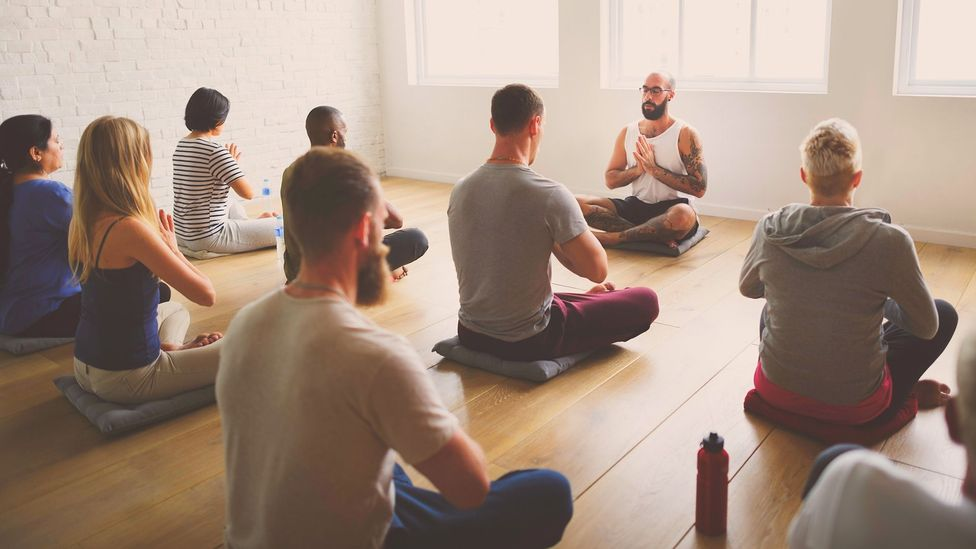 Meditation activates brain regions associated with compassion and self-awareness, but it isn't clear if these changes continue after meditation has stopped (Credit: Getty Images)
