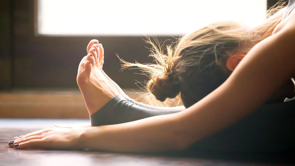 A mindfulness practice may act as a buffer against stress (Credit: Getty Images)