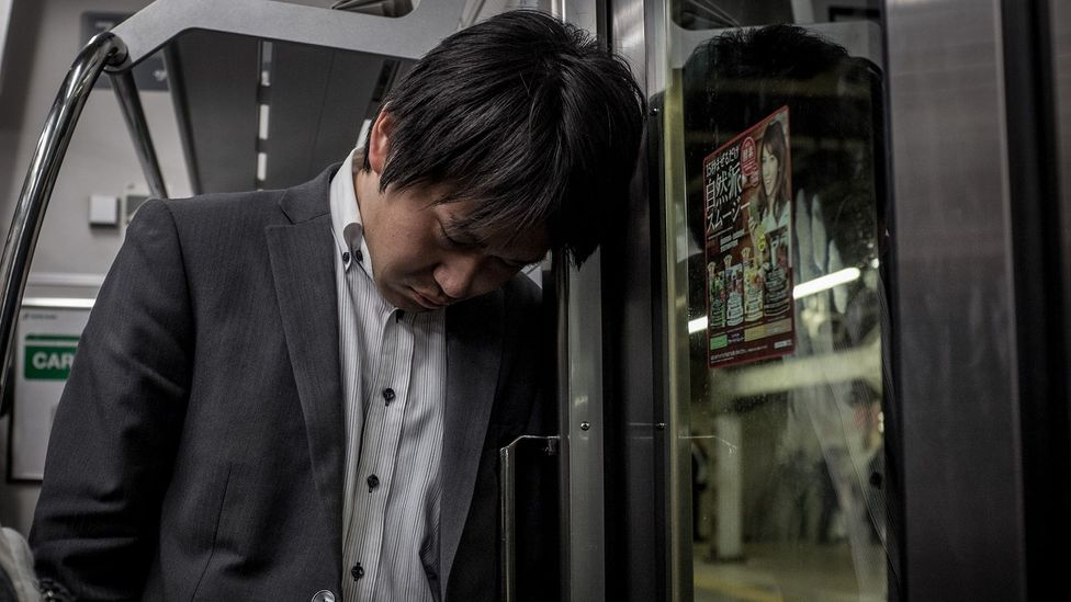 Death by overwork is so prevalent in Japan that they have a word for it: Karoshi (Credit: Getty Images)