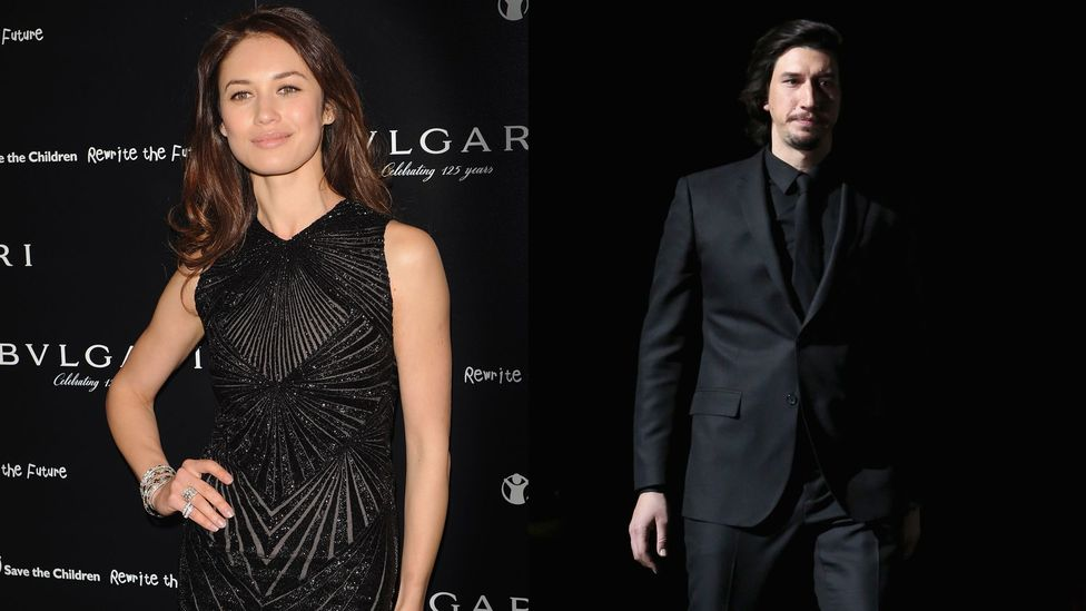 Olga Kurylenko and Adam Driver star in the version of The Man Who Killed Don Quixote that went into production last year (Credit: Getty Images)