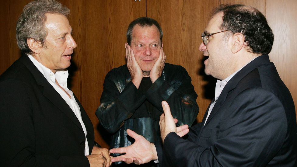 After his first failed attempt at Quixote, Gilliam made The Brothers Grimm and clashed with its producers Harvey and Bob Weinstein (Credit: Getty Images)