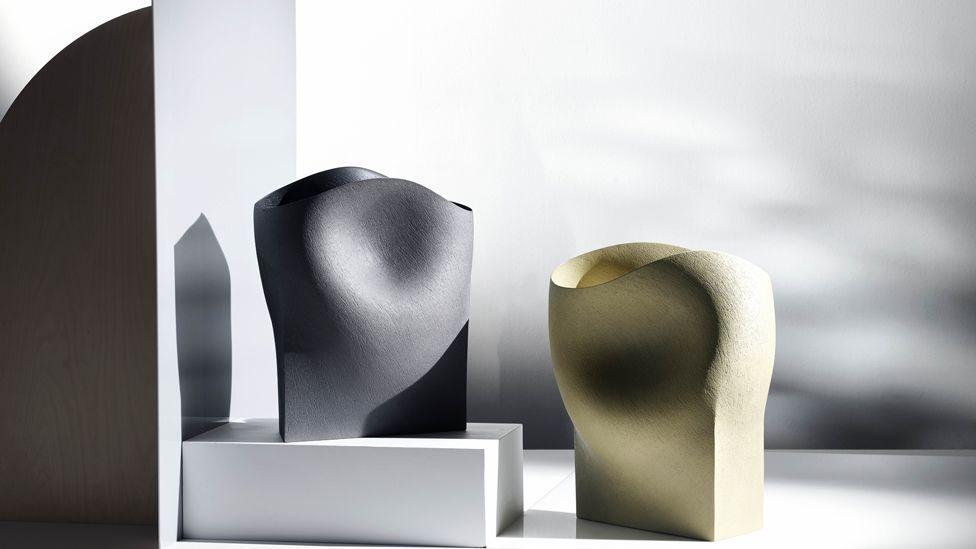 Ceramicist Ashraf Hanna creates his vessels using labour-intensive processes (Credit: Ashraf Hanna/ Cavaliero Finn/ Zetteler Collection)