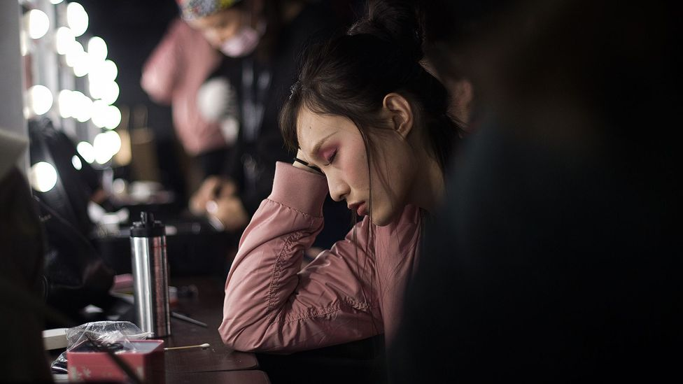 """China's """"rule of 996"""" - working from 9am to 9pm six days a week - is not going over well with China's youngest generation (Credit: Getty Images)"""