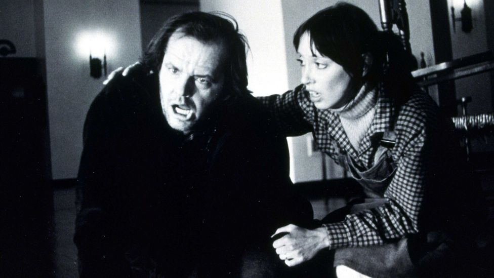 Jack Torrance in The Shining is a typical example of a 'crazed killer' who can no longer distinguish reality from hallucination (Credit: Alamy)