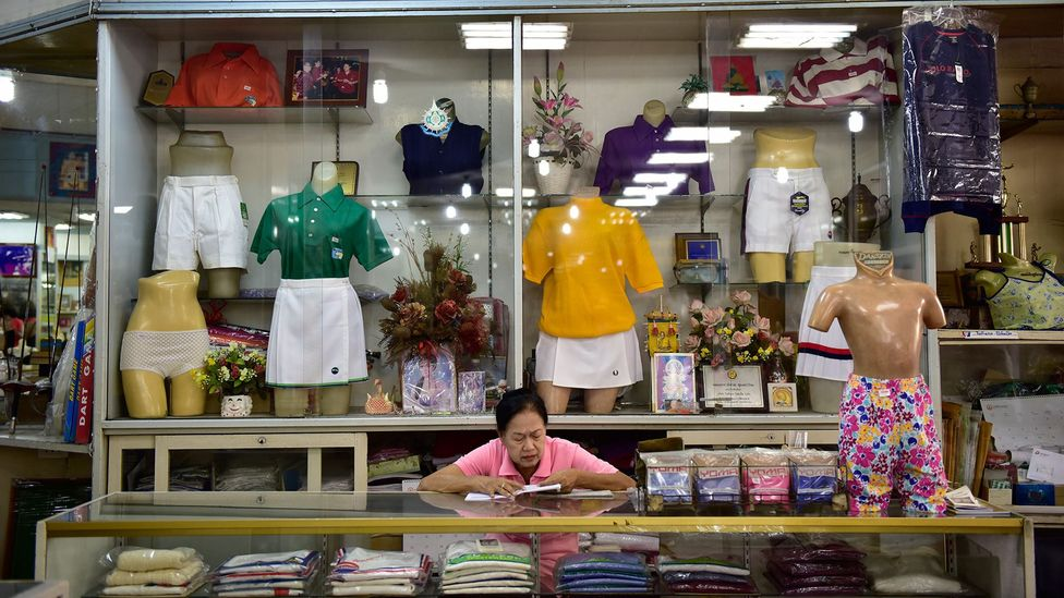 One of Niyomvanich's greatest concerns is who will take over the store when she can no longer run it (Credit: Barcroft Media/Getty Images)