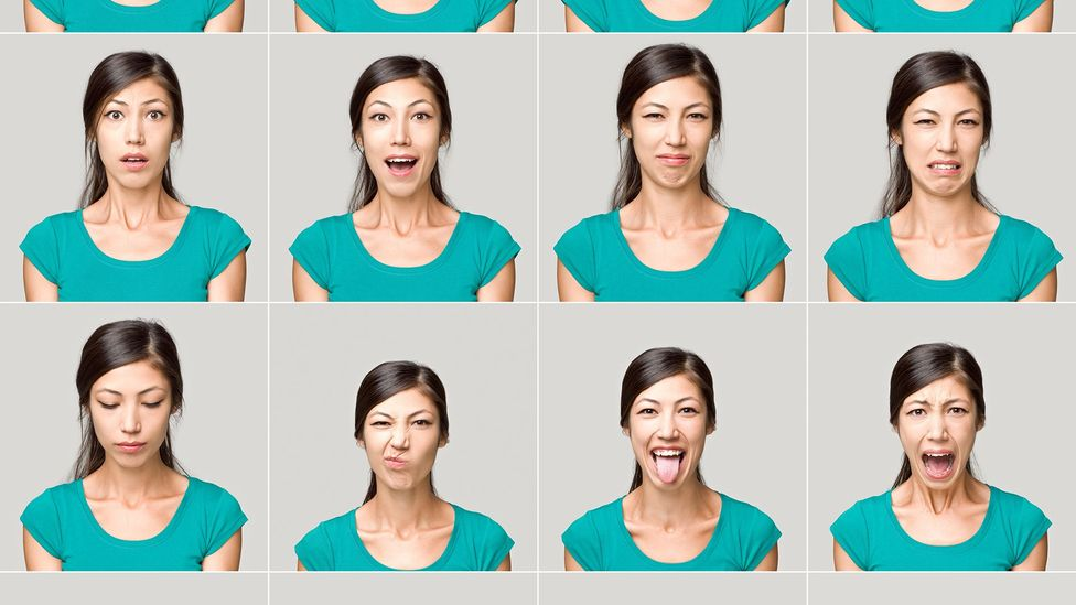 Why our facial expressions don't reflect our feelings ...