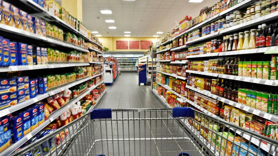 Shoppers are more conscious of changes in prices than changes in weight, and a small boost might have a big effect (Credit: Getty Images)