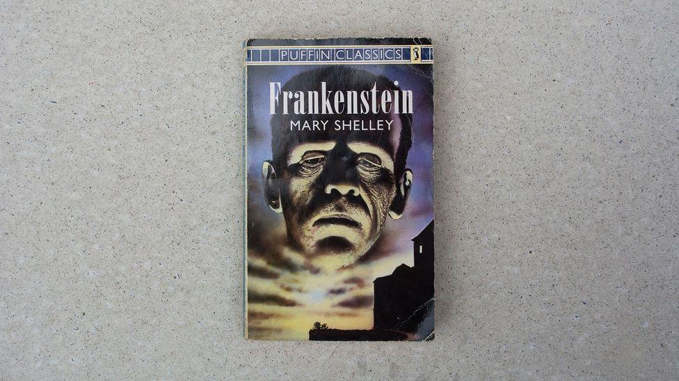 3. Frankenstein (Mary Shelley, 1818)