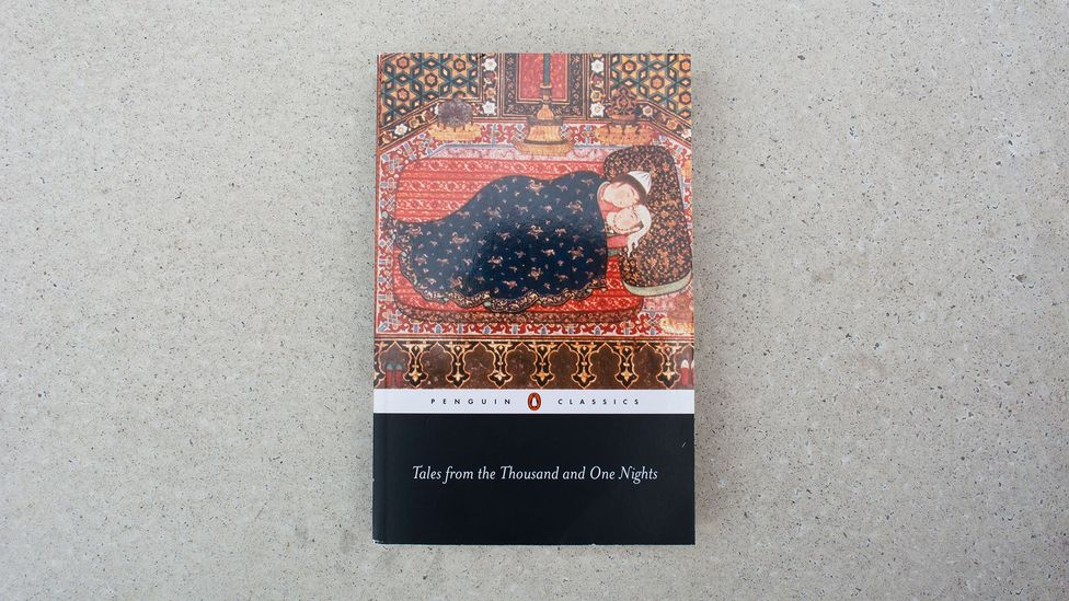 6. One Thousand and One Nights (various authors, 8th-18th Centuries)