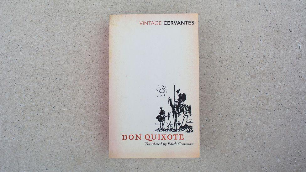 7. Don Quixote (Miguel de Cervantes, 1605-1615)