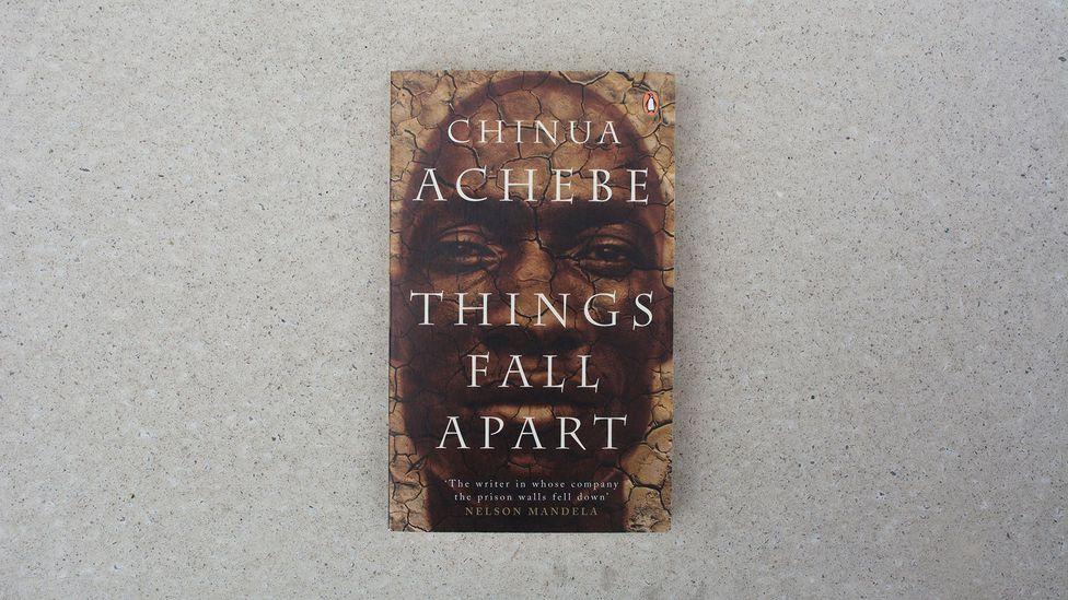 5. Things Fall Apart (Chinua Achebe, 1958)