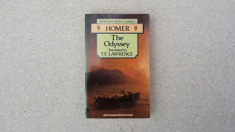 1.The Odyssey (Homer, 8th Century BC)