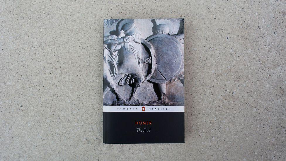 10. The Iliad (Homer, 8th Century BC)