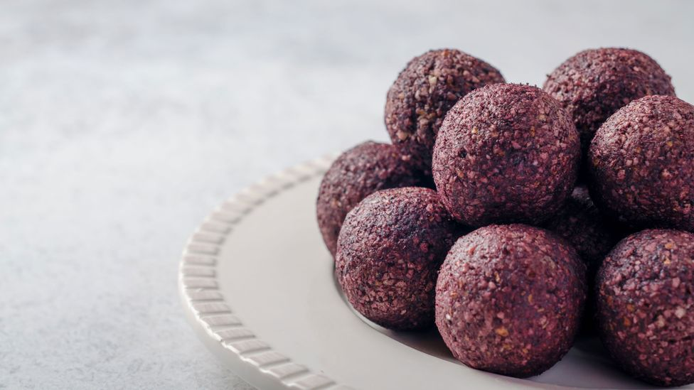 Protein balls are often high in calories and can contain huge amounts of carbs (Credit: Getty Images)