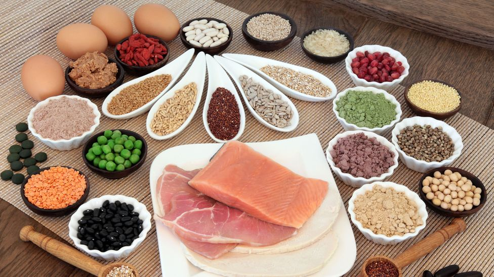 how much protein should be consumed when dieting