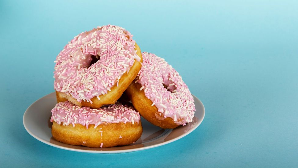 You may want the donuts, but you probably don't need the donuts - an example of how our emotional thoughts can be difficult to resist (Credit: Getty Images)