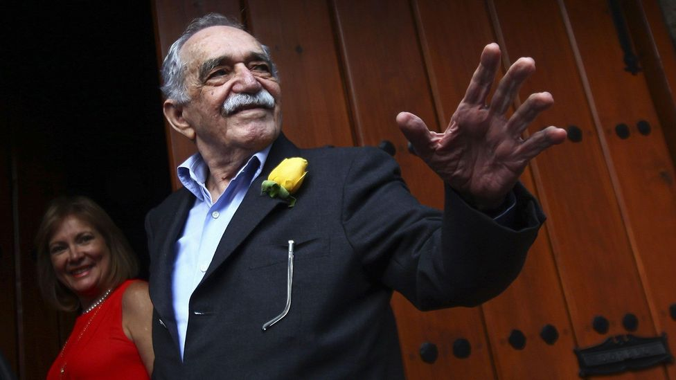 García Márquez was born in Aracataca, Colombia but lived in Mexico City from 1961 until his death (Credit: Alamy)