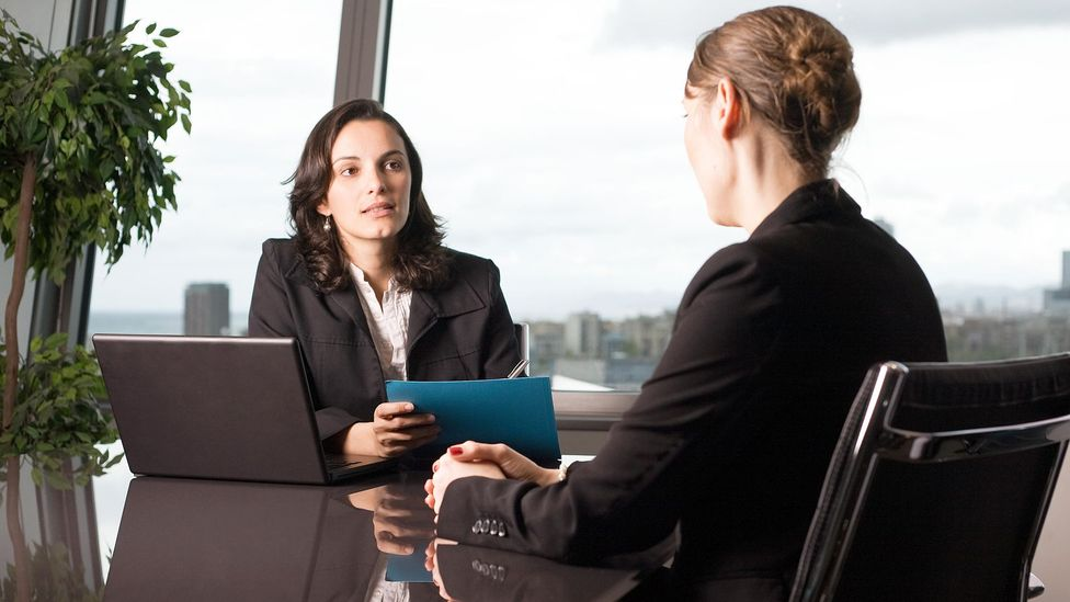 Could salary negotiations be more productive if carried out in your second language? (Credit: Alamy Stock Photo)