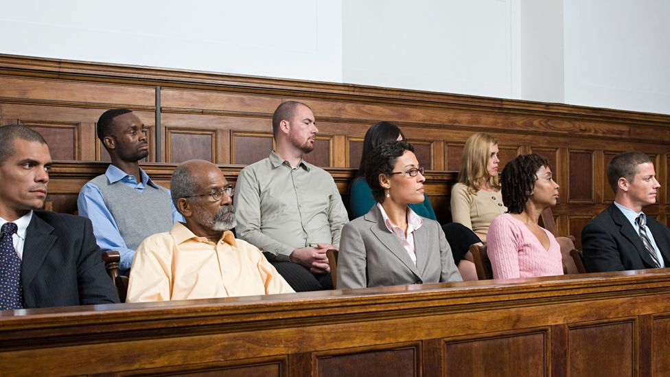 The public may be more resistant to the allure of science in the courtroom than we once thought (Credit: Getty Images)