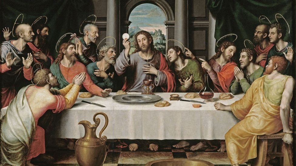 The Holy Grail was the cup used by Jesus Christ during the Last Supper (Credit: Heritage Images/Getty Images)