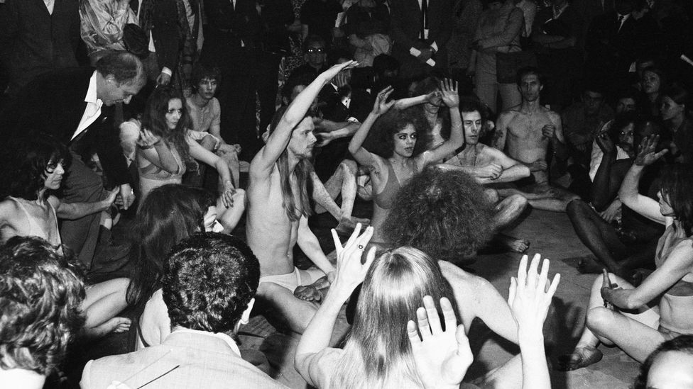 Hippies were synonymous with protest – but their ideology could be vague in comparison to, say, the Paris student protests of May 1968 (Credit: Alamy)