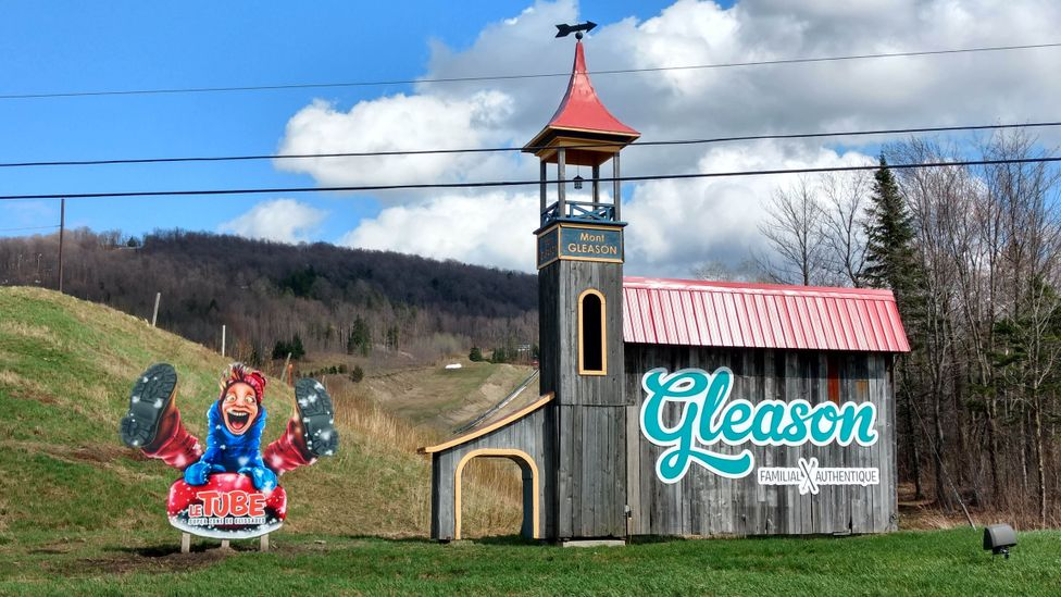 Mont Gleason ski resort has been operating since 1968 (Credit: Lorcan Archer)
