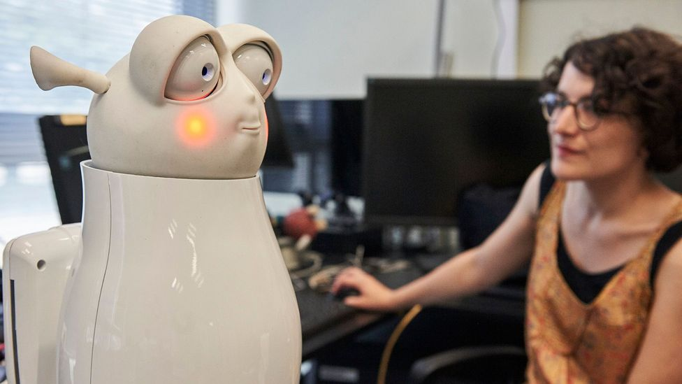 From the way we design robots to the empathy we build with them, these relationships could change the way we work (Credit: Getty Images)