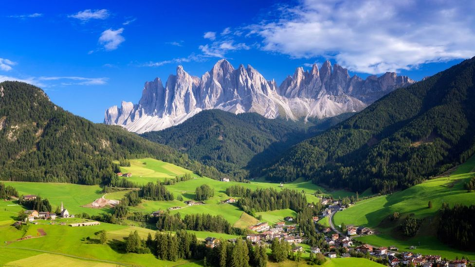 It's not always true that the higher the altitude, the healthier the place (Credit: Getty Images)