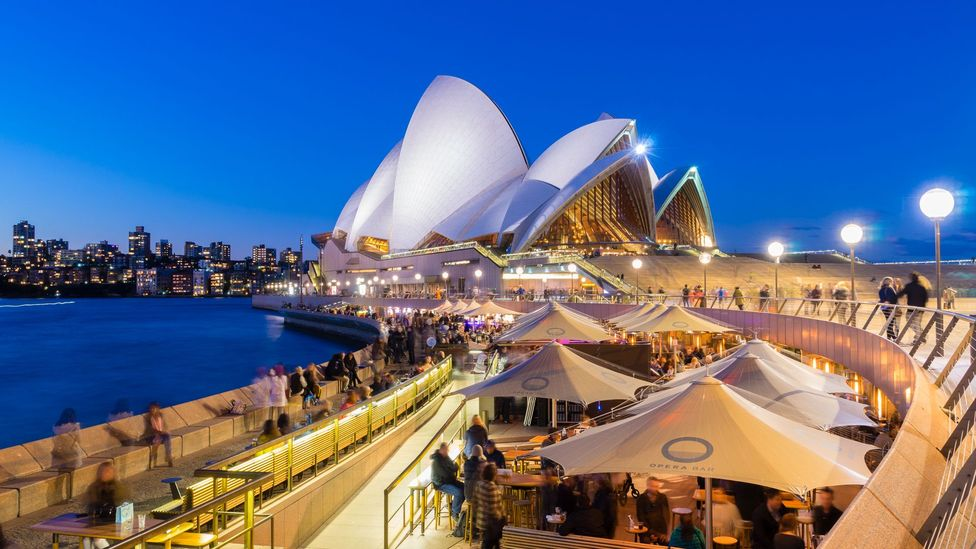 A clean, oceanside city like Sydney may be one of the best options (Credit: Getty Images)