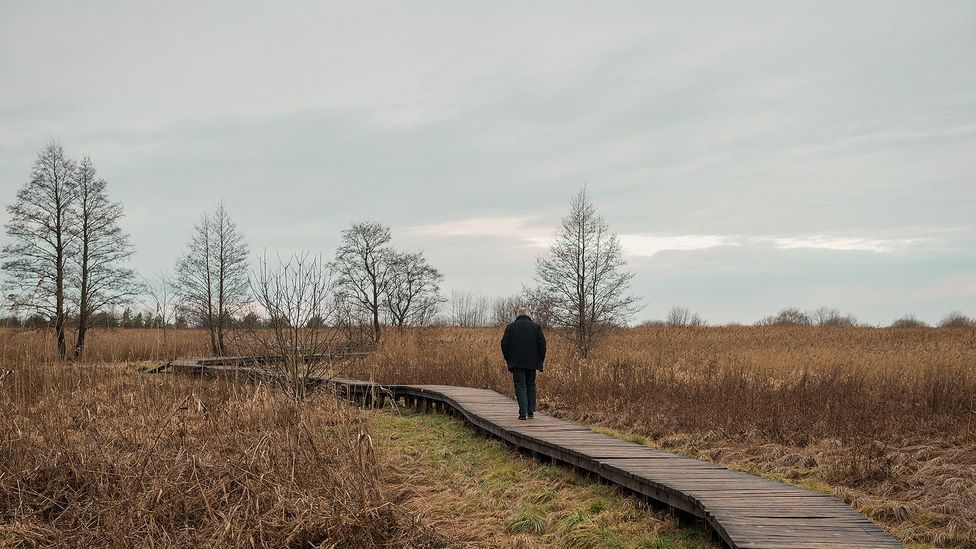 One clue Latvians' introverted habits could be the country's low population density (Credit: Zelma Brezinska/EyeEm/Getty Images)