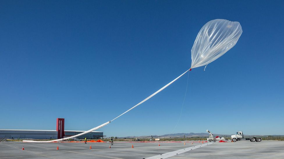 World View has carried out a series of ambitious test flights in the past three years (Credit: World View)
