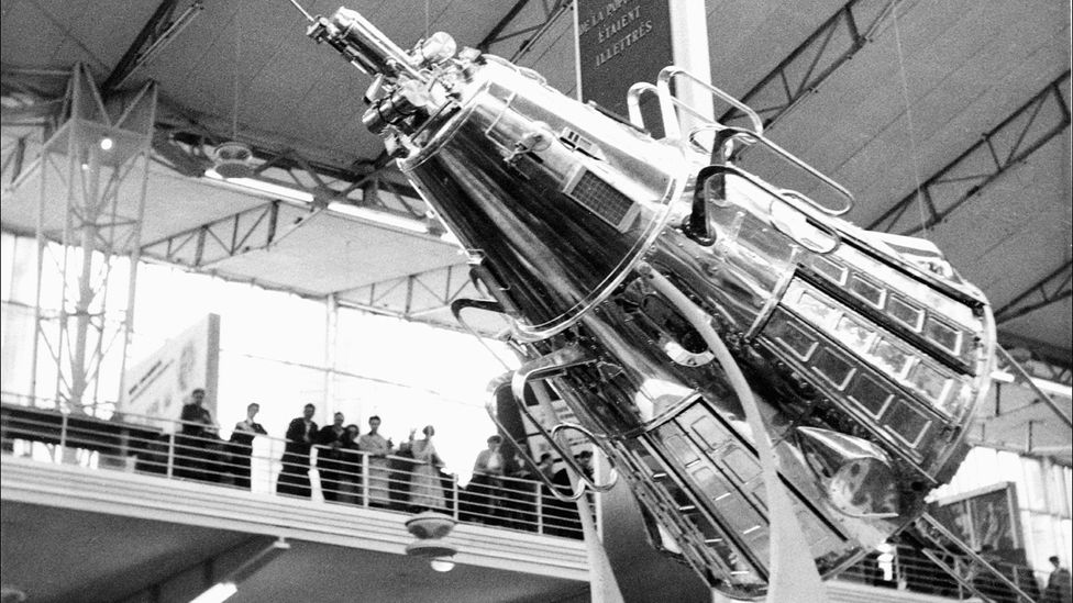 Before pioneering spacecraft like Sputnik 3, balloons helped pave the way for the space race (Credit: Getty Images)