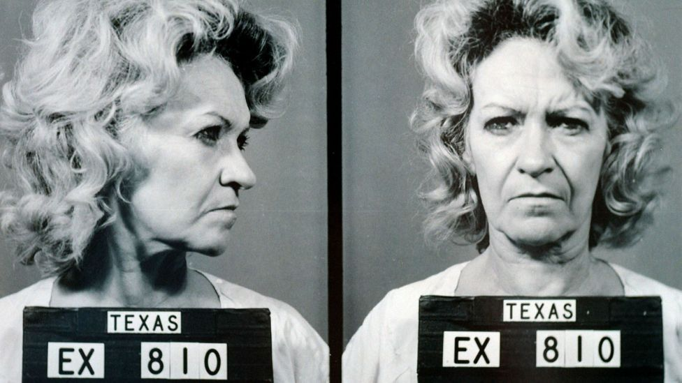 Betty Lou Beets was convicted of killing her fifth husband in 1985 and was executed by lethal injection in 2000 (Credit: Getty Images)