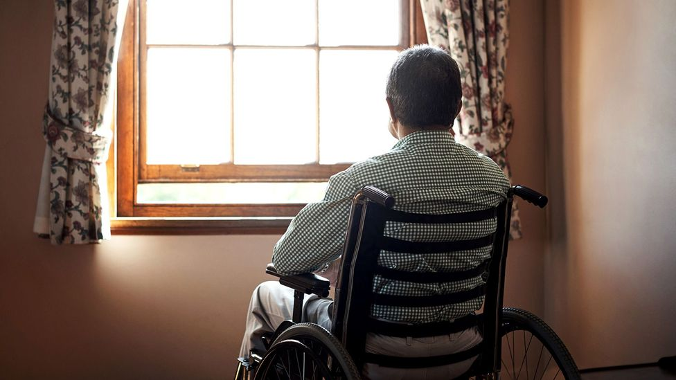 Older people are more likely to lose their native tongue if they had undergone traumatic events (Credit: Getty Images)