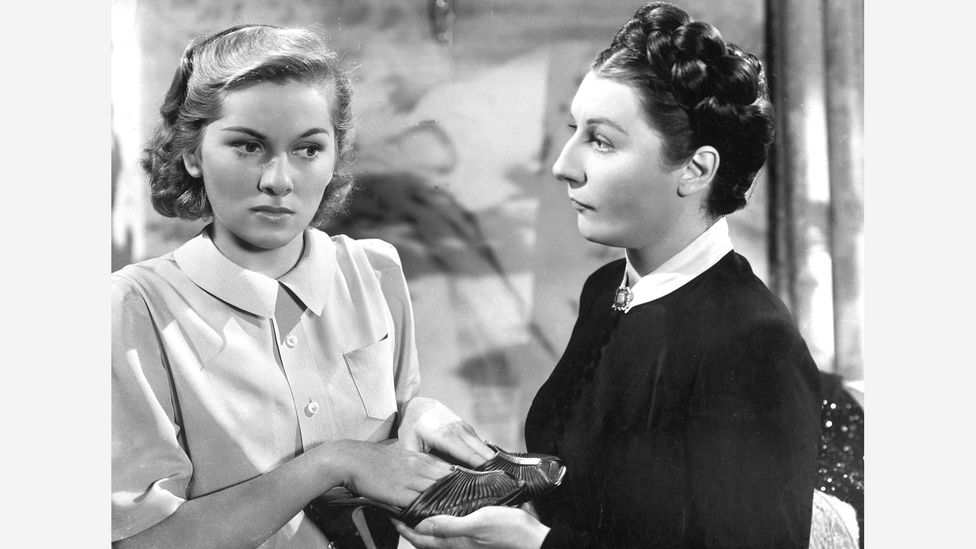 Alfred Hitchcock's Rebecca, based on Daphne DuMaurier's novel, doesn't have scares but could still be called Gothic horror – it won the best picture Oscar in 1941 (Credit: Alamy)